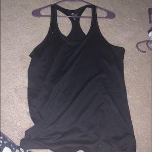 Black Nike tank large